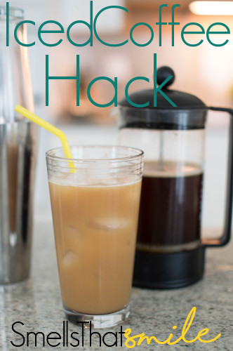 Iced Coffee Hack