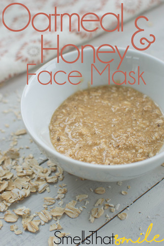 Oatmeal and Honey Mask